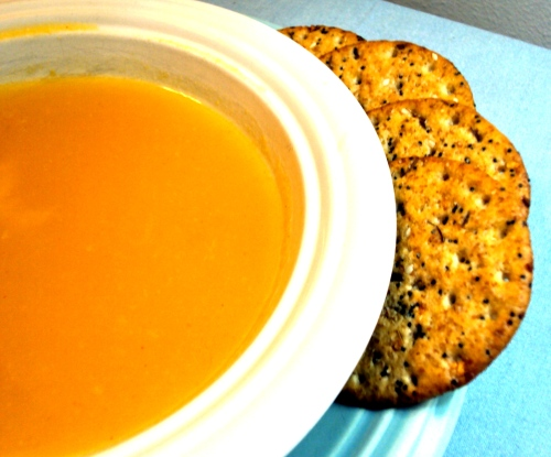 easy squash soup recipe